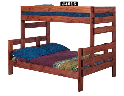 TWIN OVER FULL BUNK BED              $409