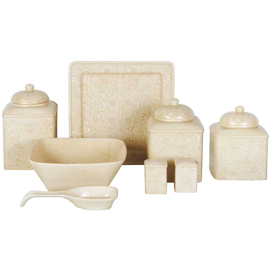 cream SAVANNAH DINNERWARE ACCESSORIES
