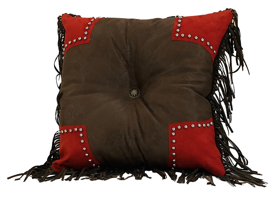 RED RODEO COLLECTION PILLOWS