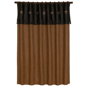 LAREDO SHOWER CURTAIN $89