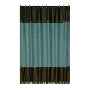 CHEYENNE SHOWER CURTAIN                                   $89