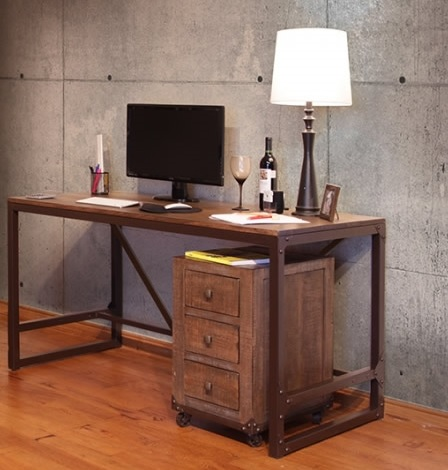 URBAN GOLD DESK $389