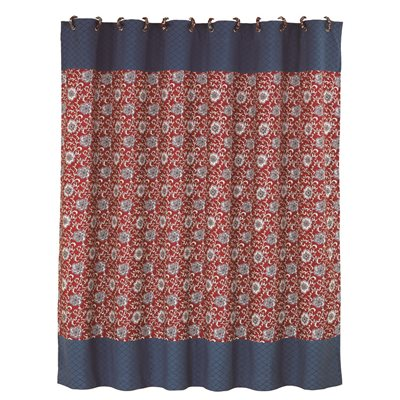 BANDERA SHOWER CURTAIN