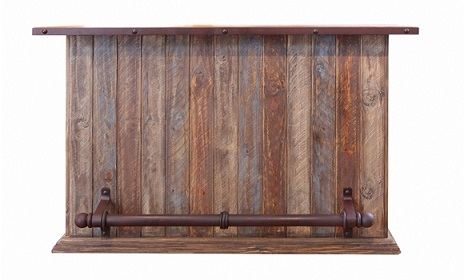 antique multicolor bar $799