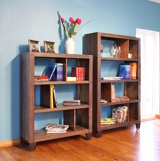 URBAN GOLD BOOKCASE $549