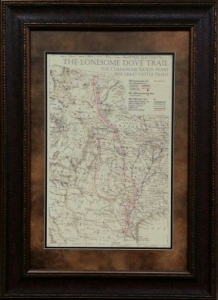 LONESOME DOVE TRAIL $159