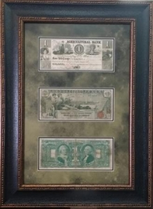 antique currency i $169