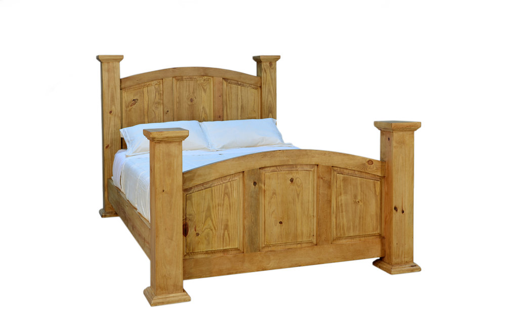 mansion bed king$399 $299queen