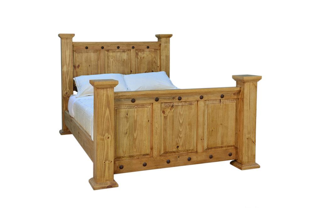 hacienda bed $399king queen$299