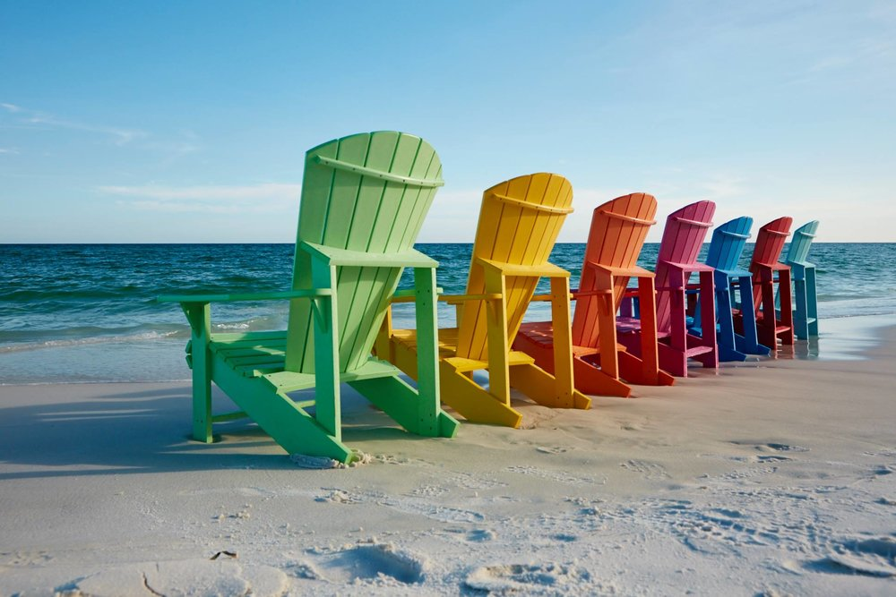 Adirondack chairs$349