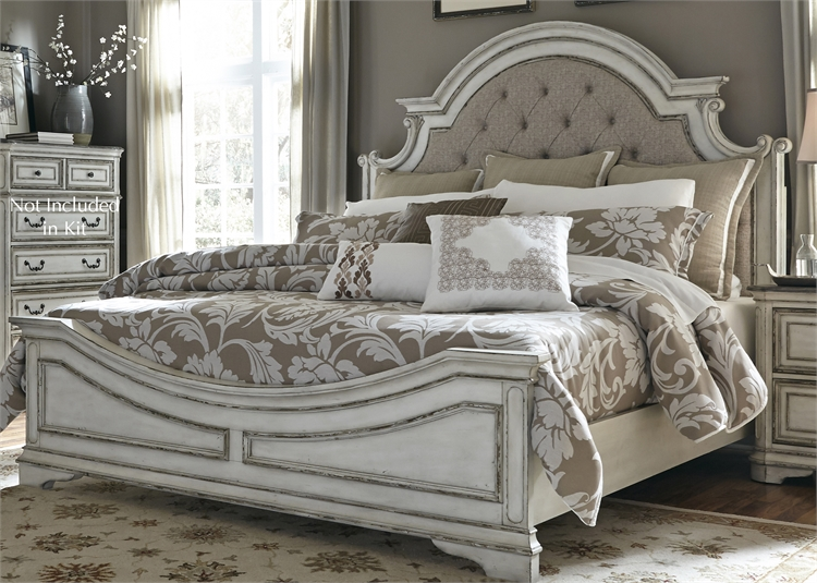 MAGNOLIA BEDROOM SET  QUEEN $3199   KING $3299