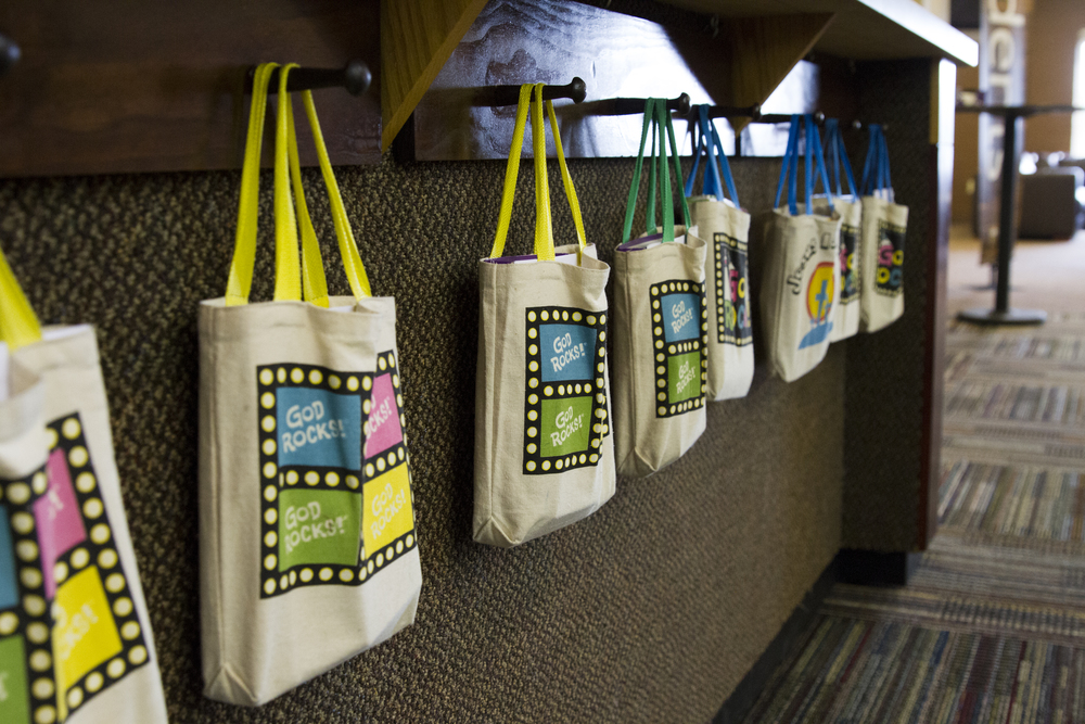 Bible buddy bags