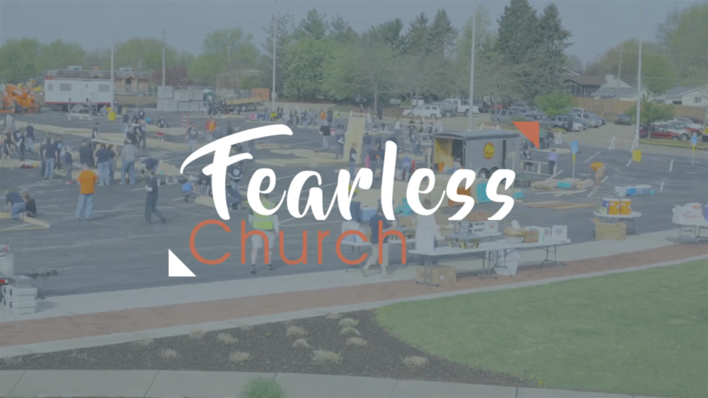 FEARLESS Church - A FEARLESS Church holds firmly to the word of God (the Bible) to advance the Good News message about Jesus, no matter the cost. FEARLESS Churches are fueled by a passion for loving people in the same way Jesus did.