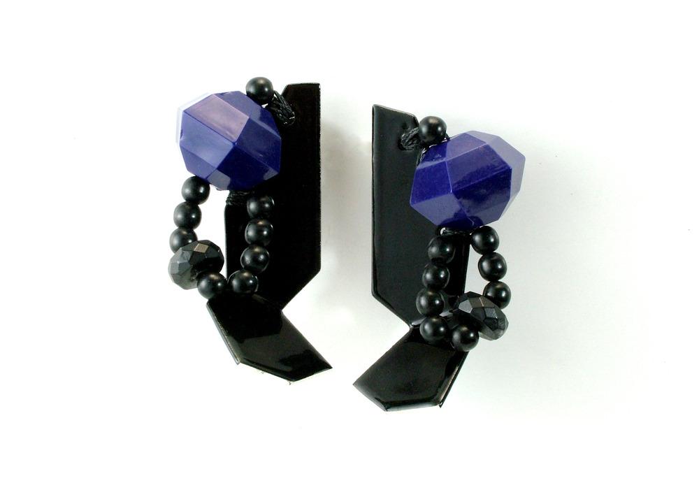 Voegele_Purple Loop Gem Earrings.JPG