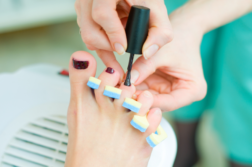 Luxury Manicure and Pedicure