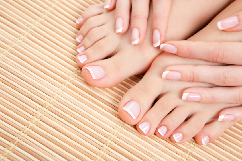 Manicure and Pedicure