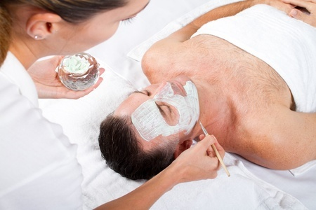 Anti Ageing Facial for men