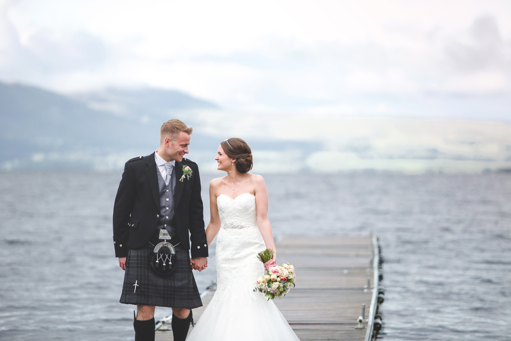 loch lomand wedding