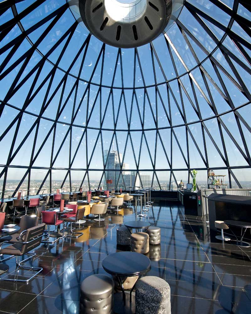 http://searcys.co.uk/venues/the-gherkin/weddings