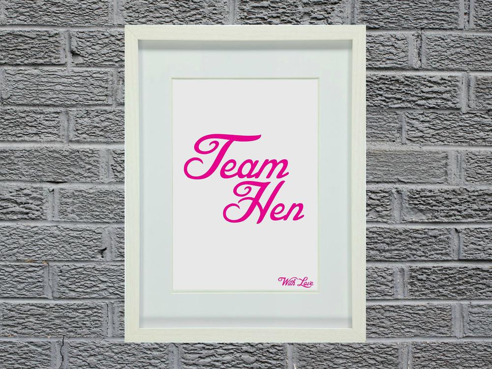 Team Hen