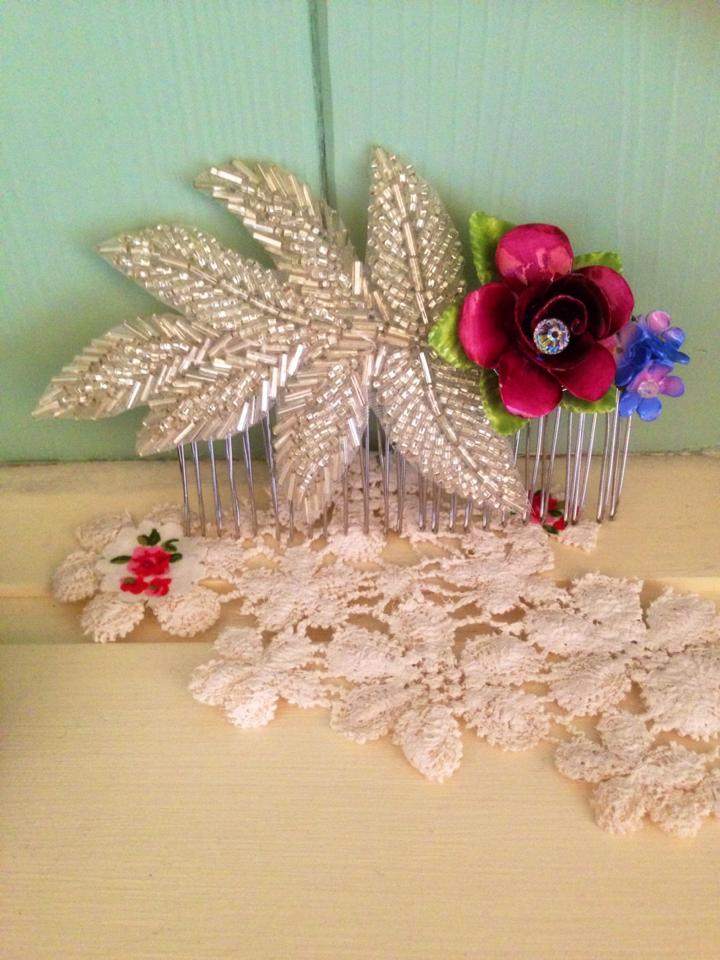 Silver Sixpence Vintage Brides