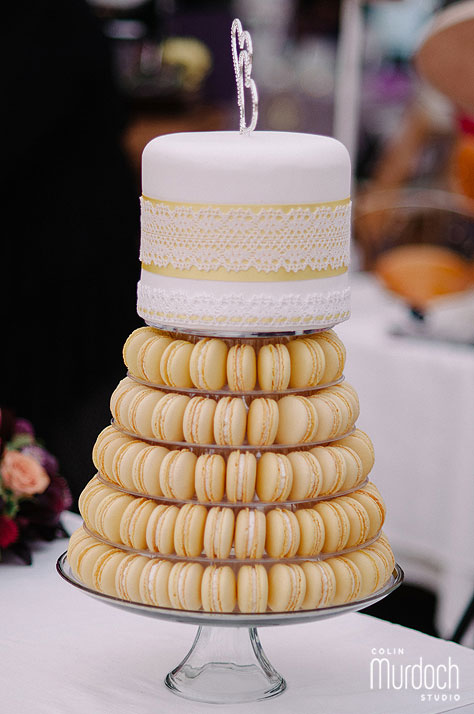 Macaron Cake Stand Uk