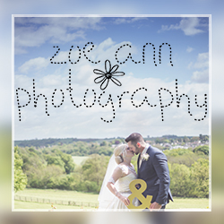 Zoe Ann Photography  - If you're looking for something a bit different that's fun and quirky for your wedding photography, then maybe I am the photographer for you! Based in Hudddersfield, West Yorkshire, I use a documentary style of wedding photography to capture your most special day.