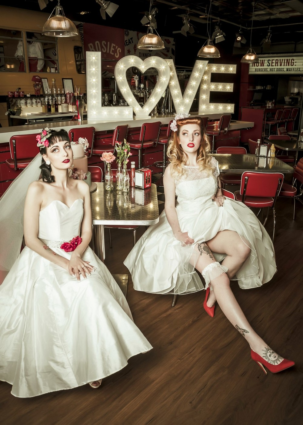 The Bridal Emporium Diner Shoot 20.jpg