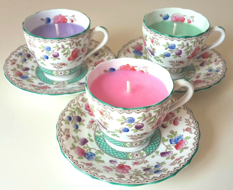 teacups candles from You are my sunshine.jpg