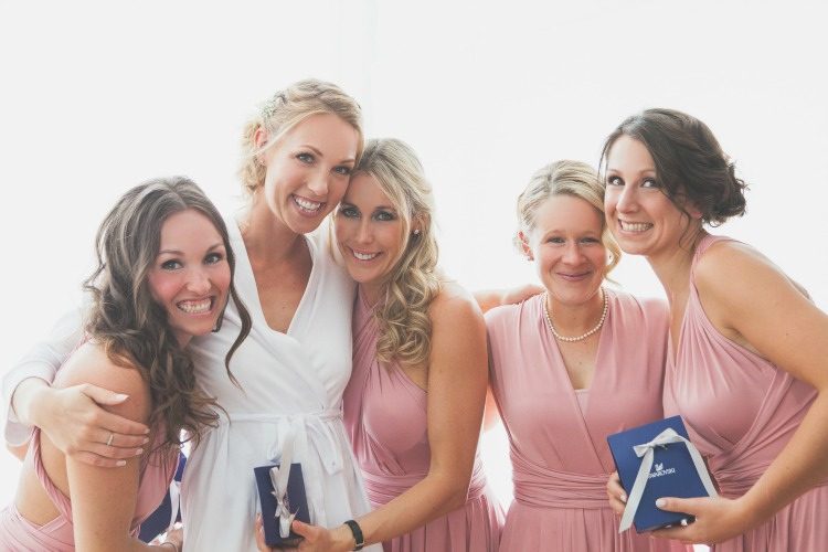 bride and bridesmaids in pink.jpg