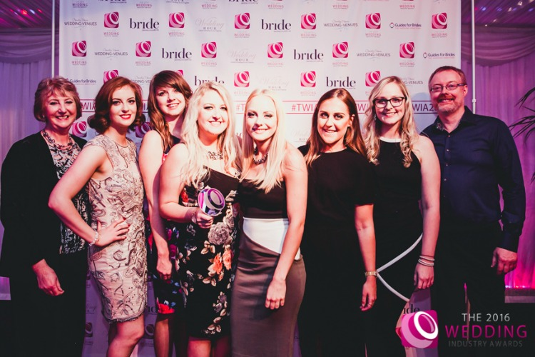 The Wedding Industry Awards 2016 Smiling winners.jpg