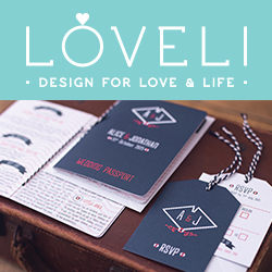 LoveLi - HELLO BRIDE & GROOM TO BE…LoveLi is passionate about creating beautifully bespoke wedding stationery that captures your unique personality, style and spirit. I offer a highly personalised service to allow your ideas to be brought to life, and ultimately help create your perfect big day.