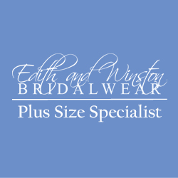 Edith and Winston Bridalwear are a beautiful boutique that specialises in bridal wear for the curvy & plus size bride. Bridal inspiration is very important to us, we understand the difficulty brides face when looking online for plus size bridal inspiration. Visit our website for more information.
