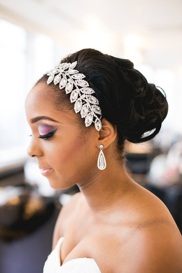 Handmade Bridal Headpiece