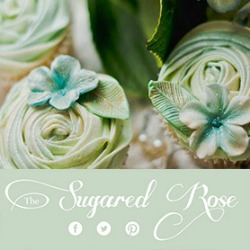 The Sugared Rose - We love hand-painted cake creations and piping a few roses onto cupcakes here and there but really anything goes. So whether it is a Wedding cake, array of cupcakes or a traditional lemon loaf you are after, we can create something truly special.
