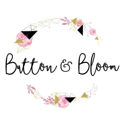 Hello and welcome to the home of Button & Bloom.  Are you looking to make your wedding day completely unique, a day that sums you up as a couple and makes you stand out from the crowd? Here at Button & Bloom you can customise your bridal bouquet and wedding accessories and decorations to fit your theme or colour scheme.  Together we can create something that's completely unique and will last forever. Your wedding day is such a personal celebration, and I would love to create an heirloom-quality piece that will bring a personal dimension to your wedding.