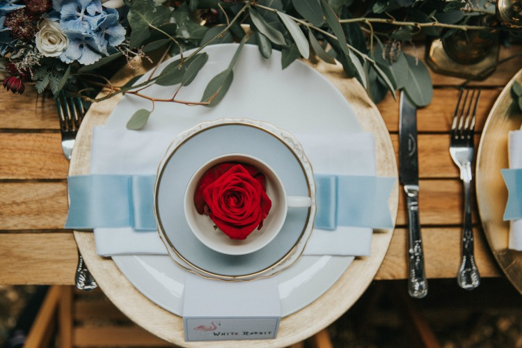 Alice in Wonderland wedding place setting.jpg