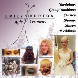 Self-taught Hair Stylist who has a passion for creating gorgeous styles for any occasion.