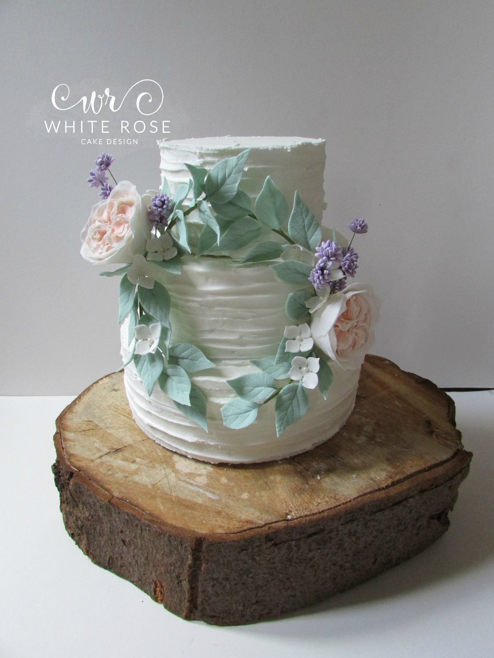 Cake - White Rose Cake Design  Fully bespoke wedding cake serving up to 100 guests, worth up to £450. T&Cs would be:  * Sponge cakes only (fruit cake available at extra charge)  * At least 3 months notice for the order  * Free delivery within 50 miles of HD9  * Delivery available outside this but charged at £1 per mile from HD9  * Cake can be collected from our premises in HD9  * All design work will remain copyright White Rose Cake Design  * Larger cakes available at extra cost - to be confirmed depending on size and ultimate design.   * The order would be subject to our usual T&Cs for each order, a copy of which would be supplied when the order is placed.