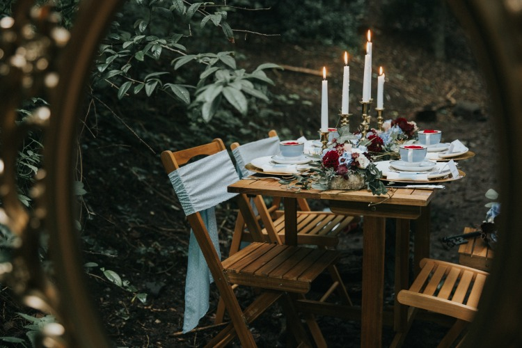 Alice in Wonderland wedding table settings.jpg