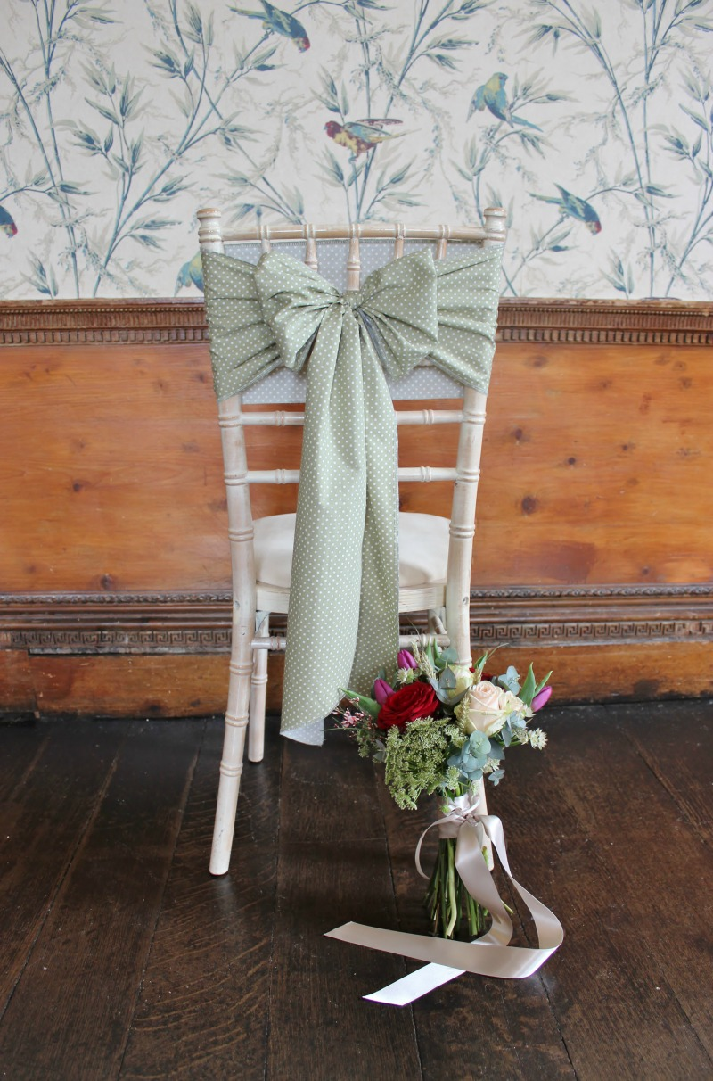 spring wedding chair sashes.jpg