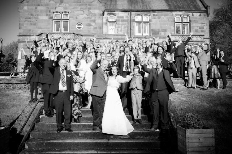 cheering wedding party.jpg