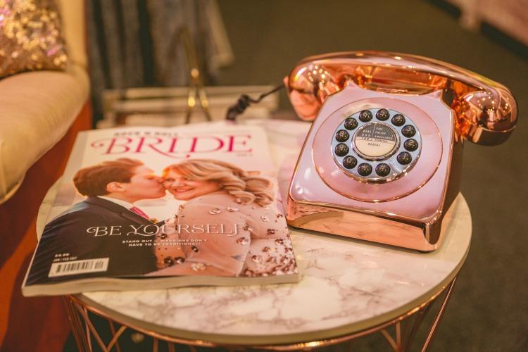 Rock The Frock Bridal Boutique vintage phone.jpg