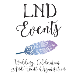 LND Events takes pleasure and pride in wedding and event planning; turning any concerns or queries into amazing occasions.  Your day is unique but my theme remains consistent; I am there to help, bring your ideas and style to life and make sure your day runs so smoothly, all you need to do is enjoy it.