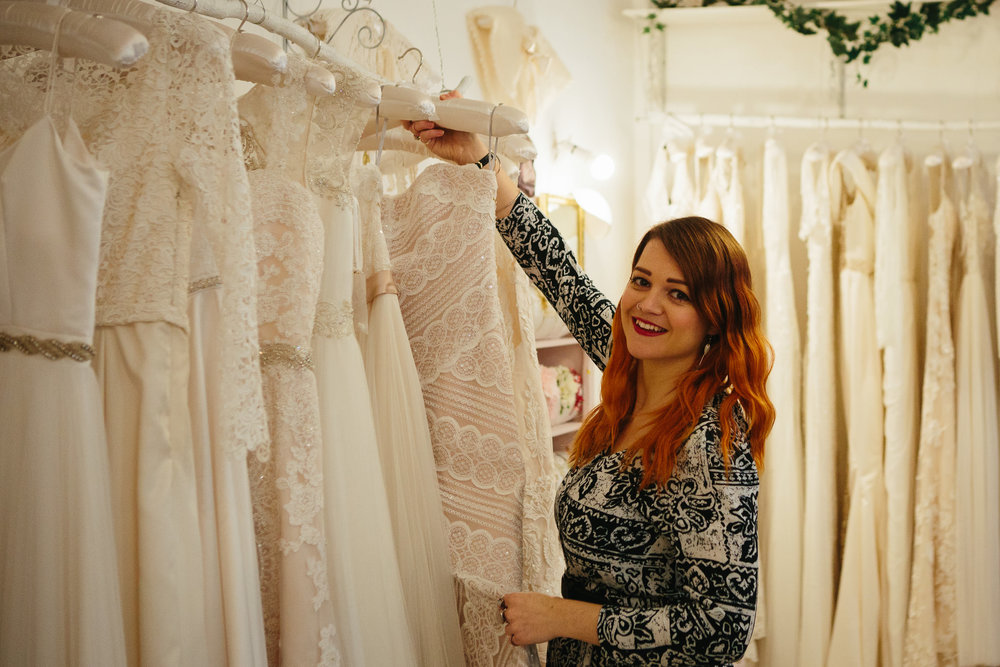 The Bridal Emporium — And so to Wed