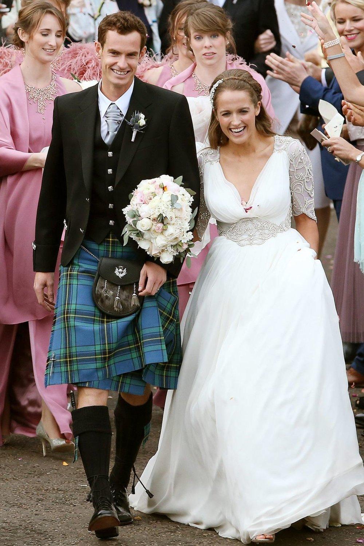 Andy Murray &Kim Sears |Image | PA Photos