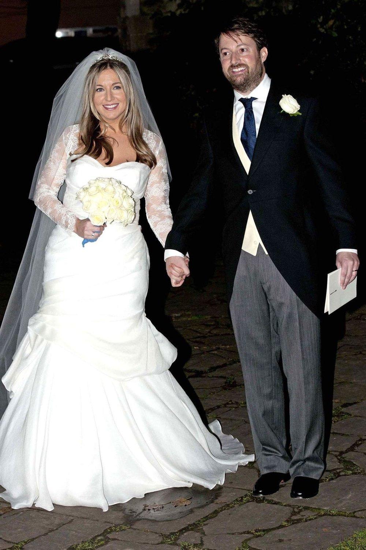 David Mitchell & Victoria Coren | Image | Rex Features