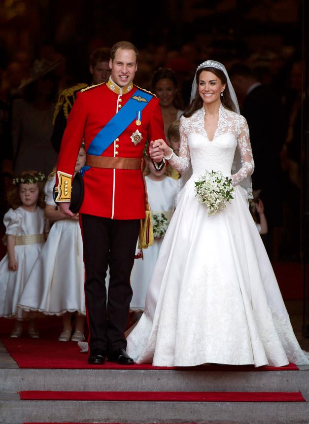 Prince William & Catherine Middleton | Image |PA Photos