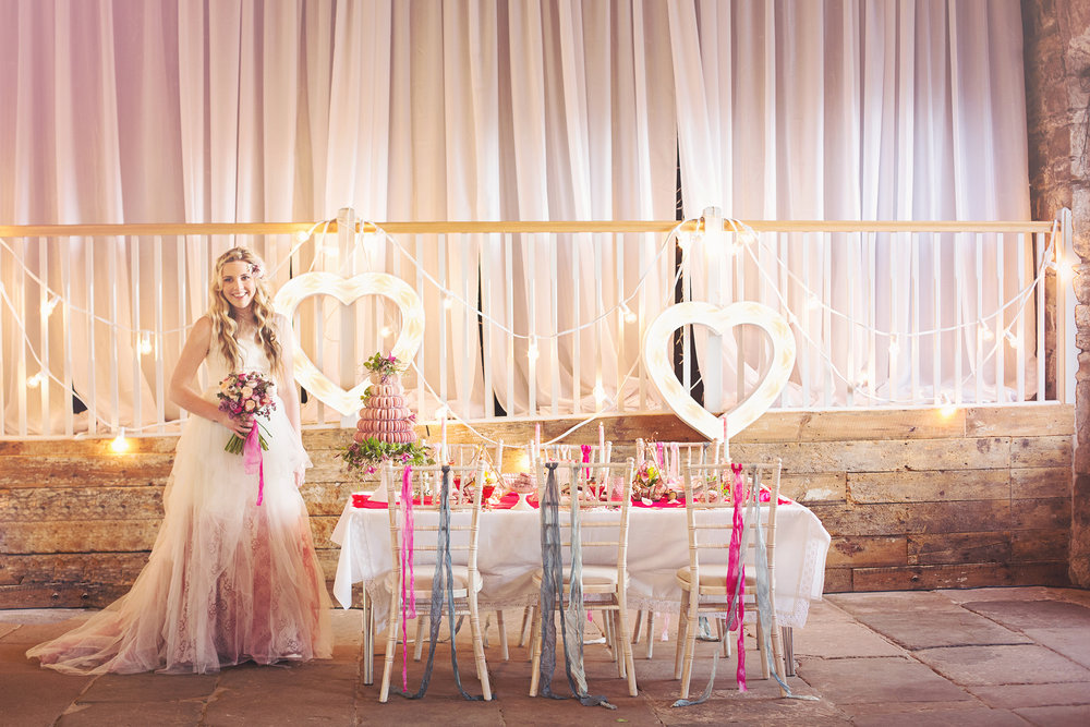 Fairy Wedding Inspiration