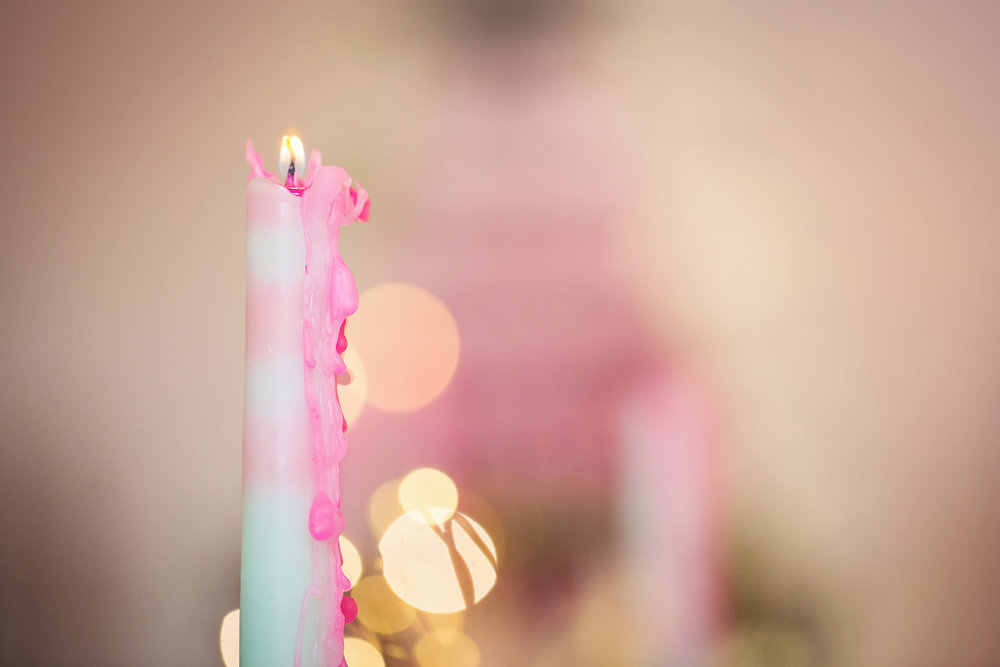 Wedding Candle Table Inspiration